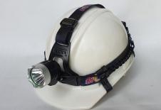 10瓦 充電4段式 T6 LED 充電頭燈 廣角遠射 NEW-T681