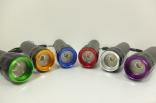 5瓦 一般/充電兩用 4段式LED手電筒 可改變光圈大小 NEW-318