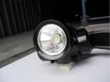 1.5瓦 高亮度4段式LED 頭燈 NEW-368