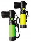 5瓦 一般/充電兩用 4段式LED手電筒 NEW-436