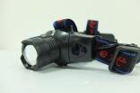 5瓦 一般/充電兩用型 4段式 LED 頭燈 伸縮調焦 NEW-588