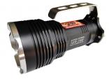 10瓦充電6段式T6 LED強力探照燈 廣角遠射 NEW-T698