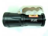10瓦充電6段式T6 LED強力探照燈 廣角遠射、附掛勾 NEW-T699A